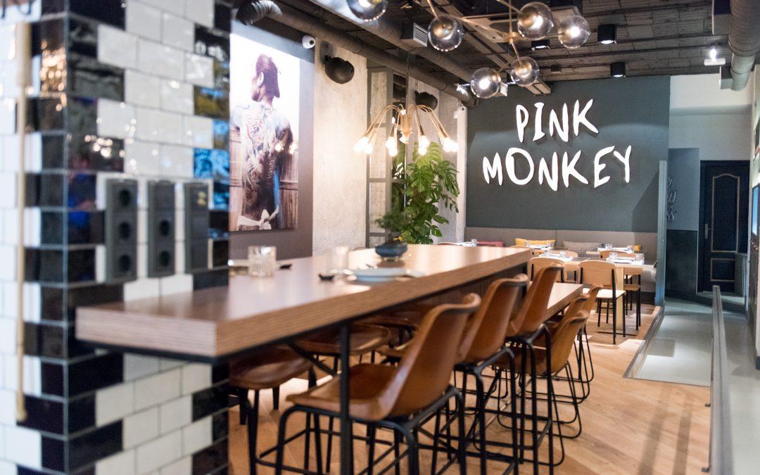 PINK MONKEY, CONCEPTO LLAMADO AL ÉXITO